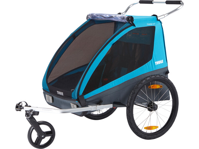 Thule Coaster XT Cykelanhænger blå/sort (2019) | bike_trailers_component